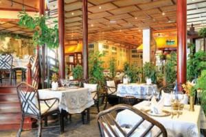Blue Elephant Restaurant Portomaso Malta.