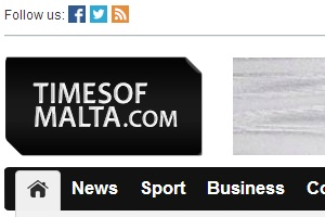 The Times of Malta. Obituary disaster!